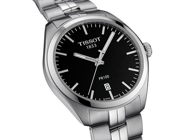Wyrafinowana prostota zegarków Tissot PR 100