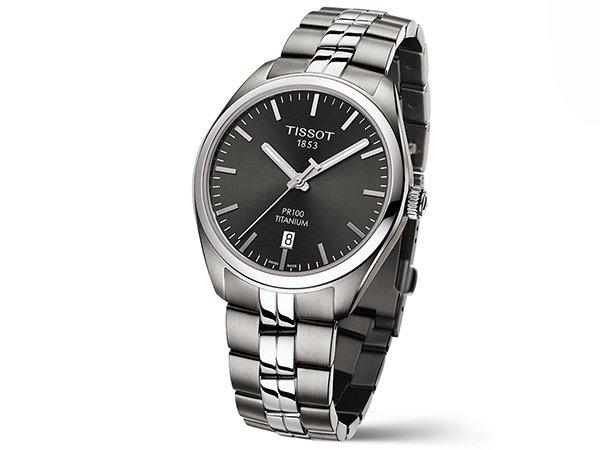 Specyfikacja techniczna zegarków Tissot PR 100