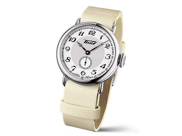 Tissot Heritage 1936, czyli pierwszy zegarek na rękę