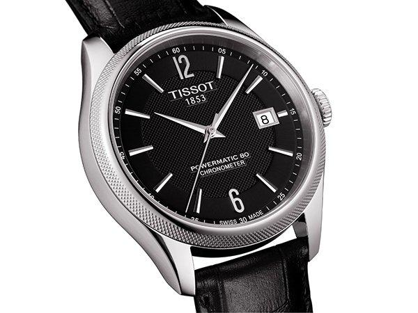 Specyfikacje techniczne zegarków Tissot Ballade