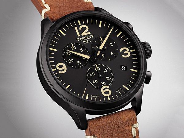 Cenny zegarek Tissot Chrono XL