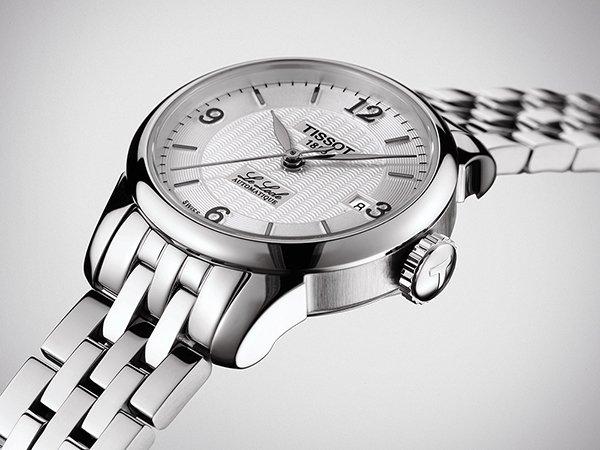 Zegarki Tissot Le Locle — doskonałe mechanizmy