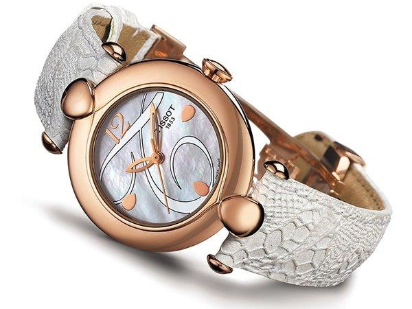 Złote zegarki damskie jako prestiżowy dodatek dla każdej kobiety