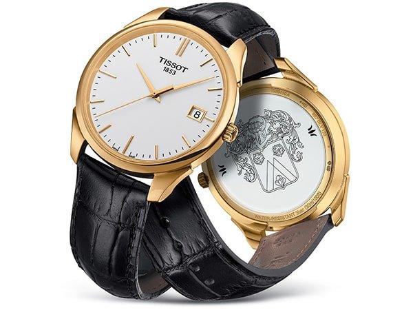Złote zegarki ze złota – synonim luksusu