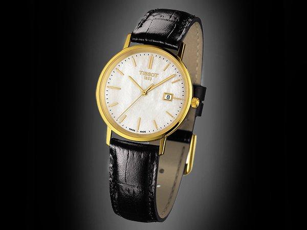 Złoty zegarek Tissot - jaki wybrać?