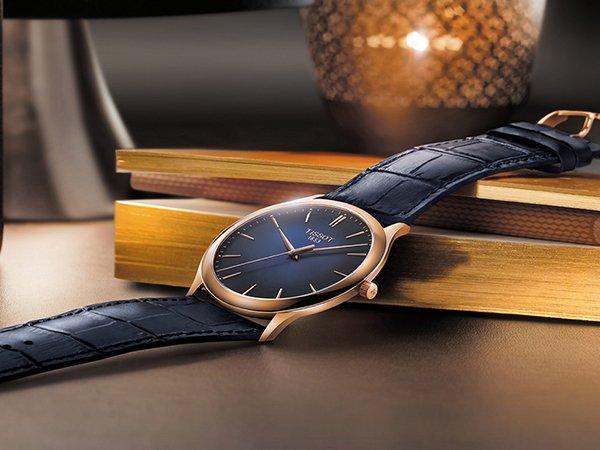 Złote zegarki Tissot - kunszt i prestiż na nadgarstku