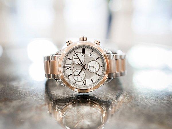 Biżuteryjny charakter w zegarkach Timex
