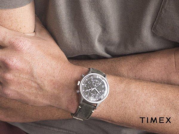 Zegarek dla każdego od Timex