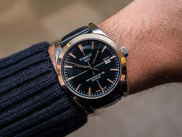 Złote zegarki Tissot – synonim luksusu