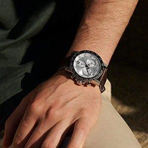 Elegancji zegarek w sportowym stylu marki Tissot