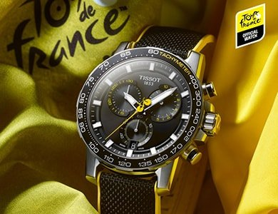 Nowy Tissot Super Sport Chrono Tour de France 2020 Special Edition
