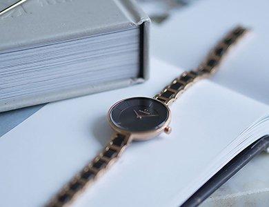 Minimalistyczne i cienkie zegarki Obaku Denmark Slim