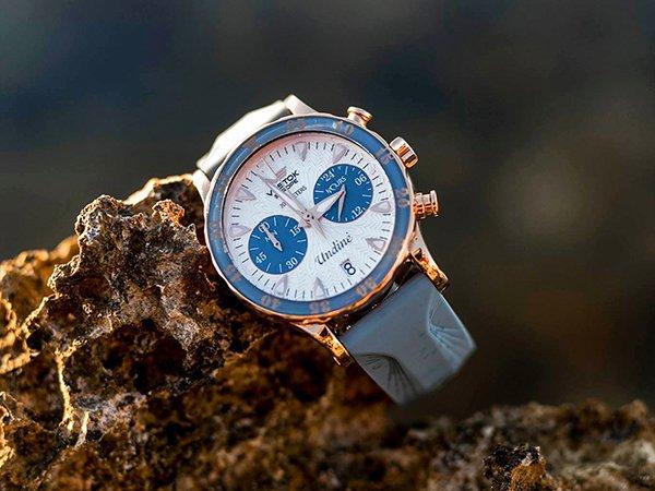 Rodzaje zegarków do nurkowania