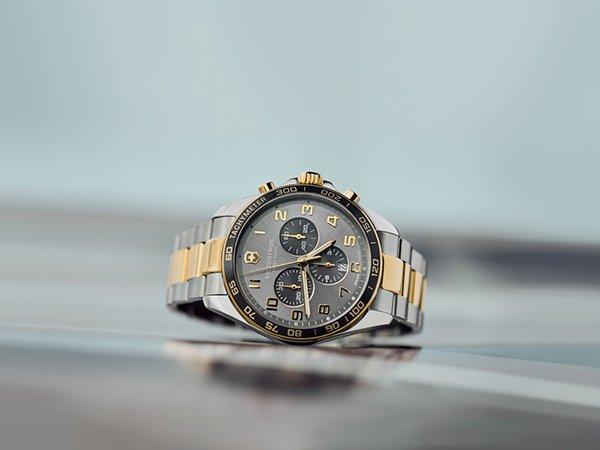 Aż 5 lat gwarancji na zegarki Victorinox Fieldforce