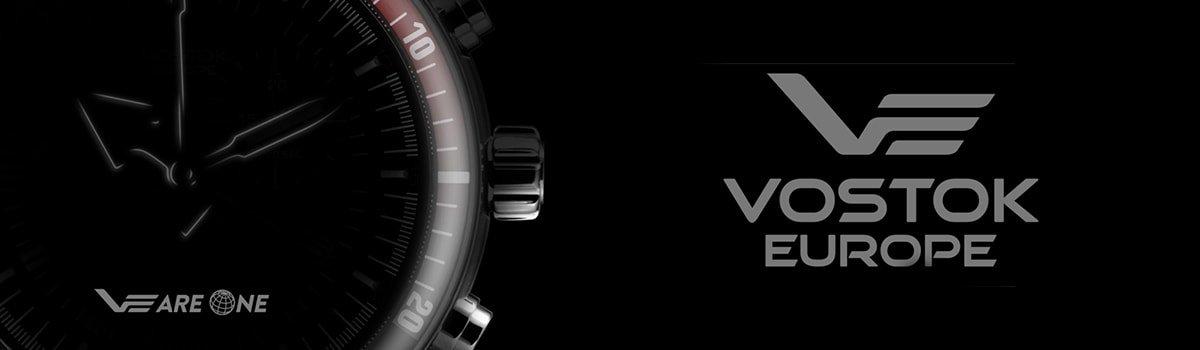 Zegarek Vostok Europe VEareONE Special Edition
