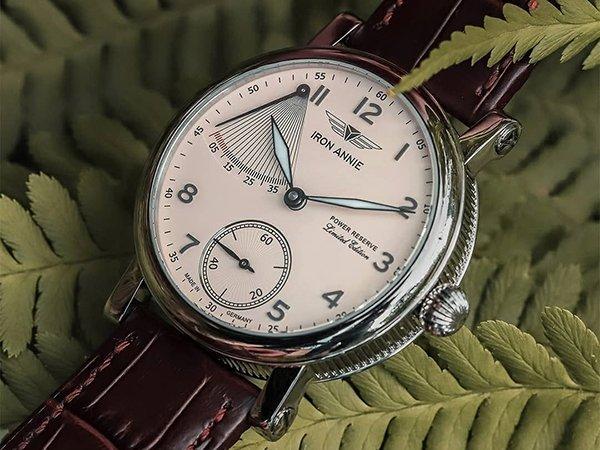 Zegarek na 30 lecie - Iron Annie Anniversary