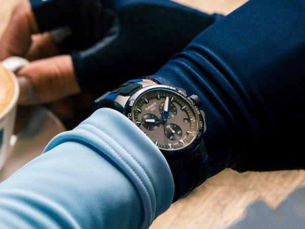 Sportowy zegarek Tissot T-Sport dla prawdziwych fanów funkcjonalności