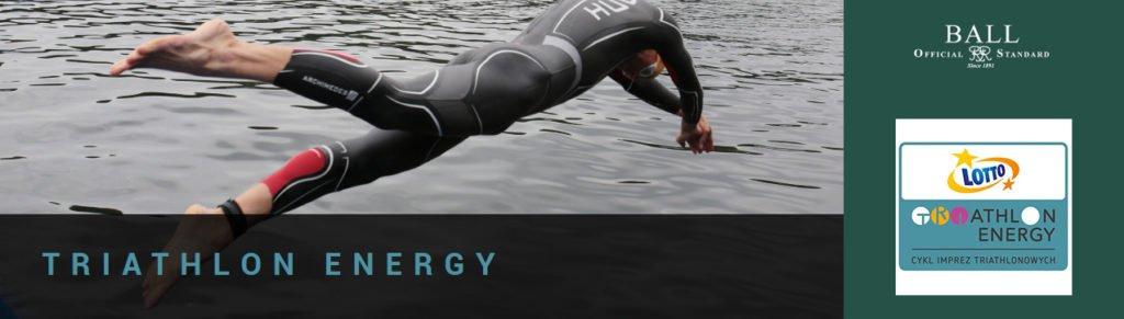 Zegarki Ball na zawodach LOTTO Triathlon Energy