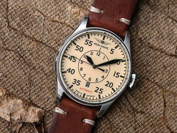 Zegarki Iron Annie Flight Control