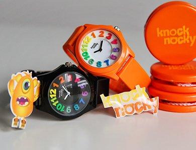 Zegarki Knock Nocky z tytułem Dziecięcej Marka Roku!