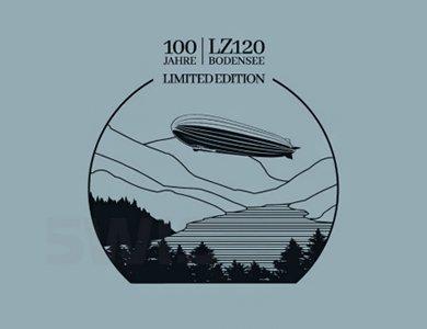"""Zegarki Zeppelin 100 Jahre - w hołdzie """"latającym cygarom"""""""