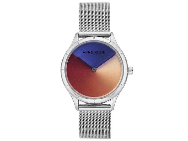 Zegarki Anne Klein z kolorowymi przesłonami