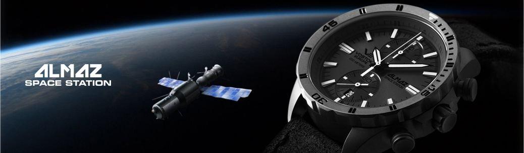 Zegarek Vostok Europe Almaz