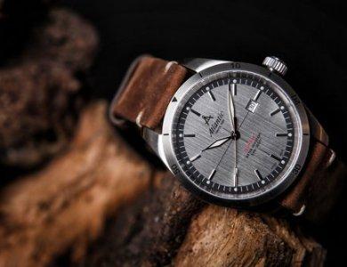 Nowa seria zegarków pilot - Atlantic Seaflight