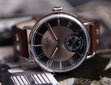 130 urodziny marki Atlantic. Jubileuszowe modele zegarków.