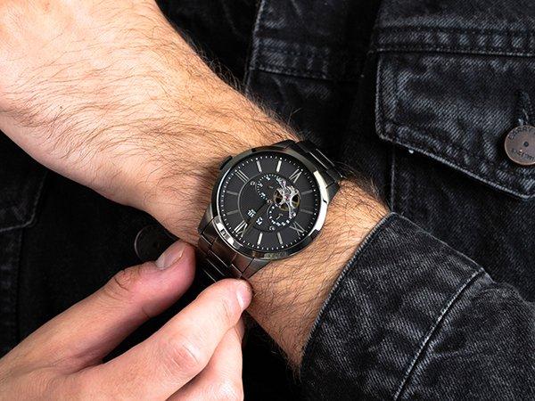 Zegarki Fossil Towsman - zawsze w modzie
