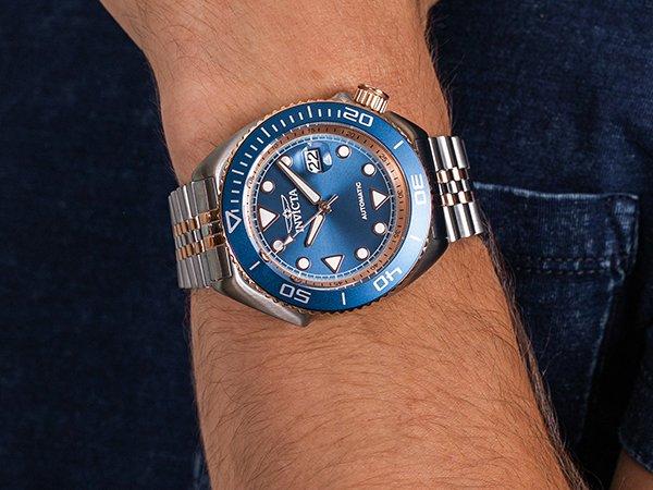 Dlaczego warto postawić na zegarki typu diver?