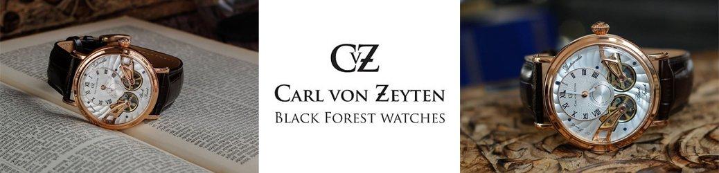 Niemieckie zegarki Carl von Zeyten