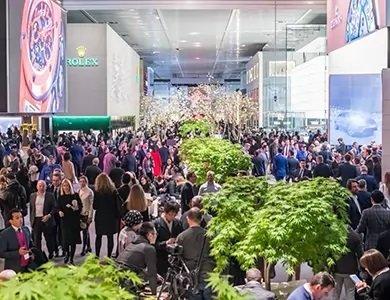 Watches & Wonders Geneva i Baselworld wracają w 2022 roku! - powrót do fizycznych eventów