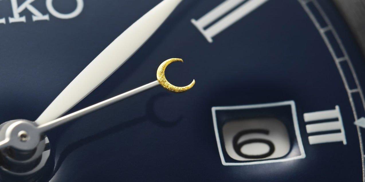 Wyjątkowe zegarki Seiko Presage Blue Enamel limited edition