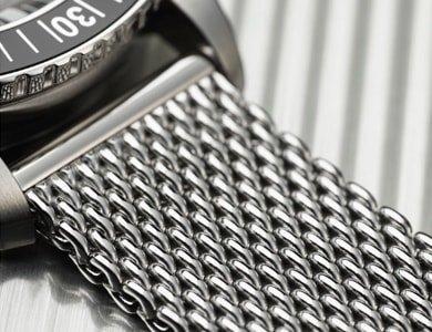 Bransoleta mesh do zegarka