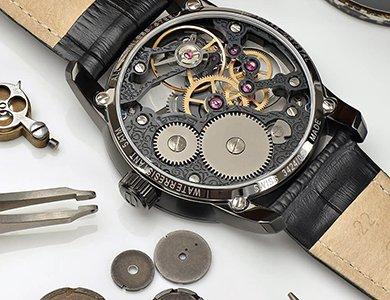 Budowa zegarka