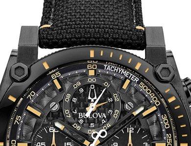 Najdokładniejsze zegarki Bulova Precisionist