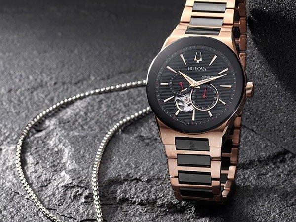 Zegarki męskie Bulova – amerykański klasyk dla wymagających
