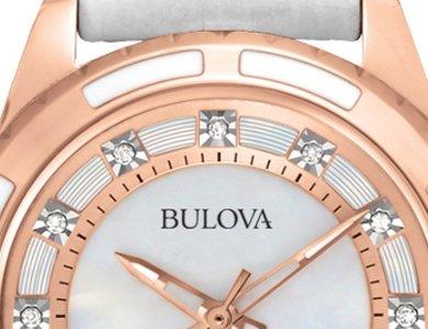 Zegarki z diamentami – Bulova Diamond
