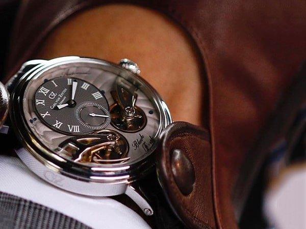 Niepowtarzalny design zegarków z wyjątkowymi tarczami