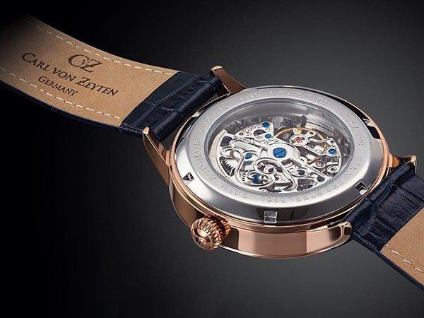 Zegarki Carl von Zeyten Black Forest – wysoka jakość za rozsądną cenę