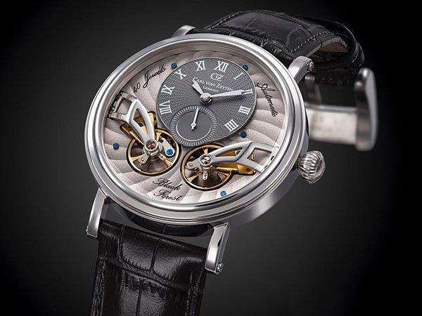 Wyjątkowe zegarki Carl von Zeyten Black Forest Limited Edition