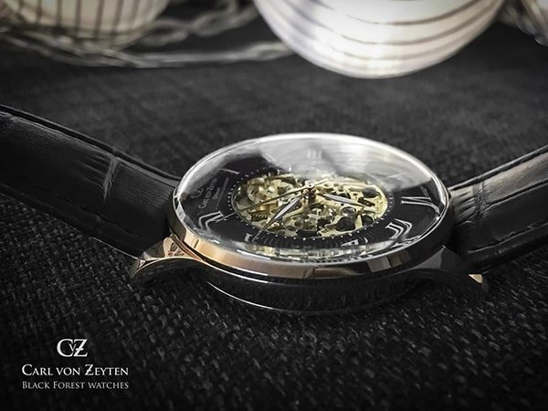 najpopularniejsze zegarki Carl von Zeyten