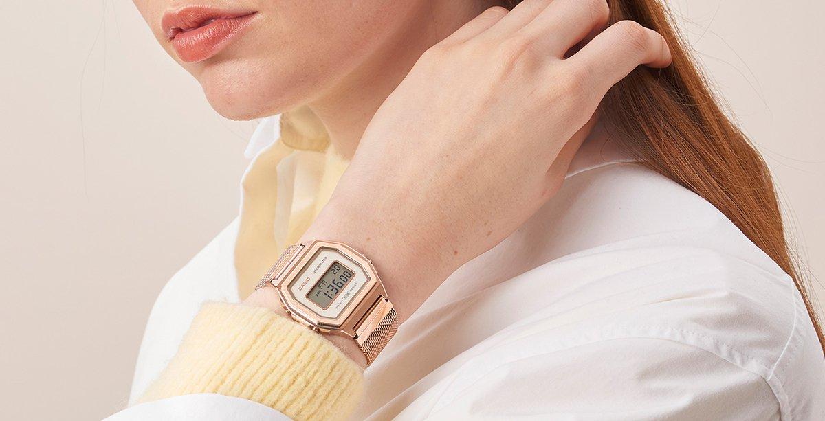Casio Vintage Premium — zegarek prosto z wybiegu mody