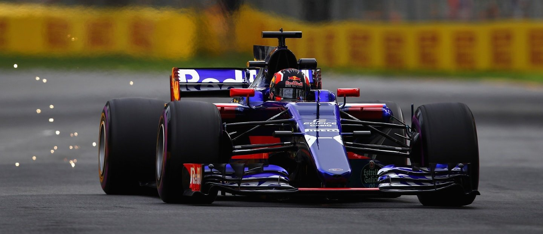 Najnowszy bolid zespołu partnerskiego Scuderia Toro Rosso.
