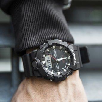 Męski zegarek G-Shock