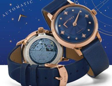 Niebiański Timex Celestial Opulence