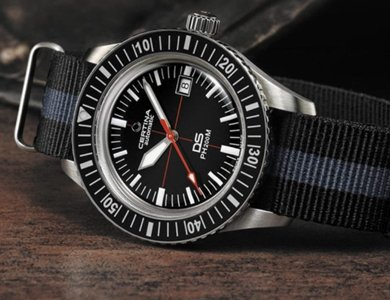Certina DS PH200M Powermatic 80 zegarkiem roku 2018