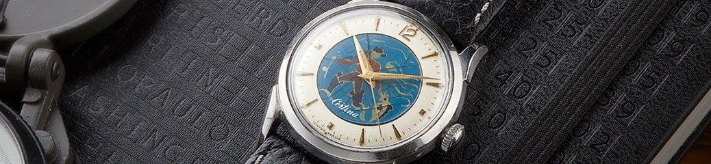 Zegarek Certina Heritage Collection