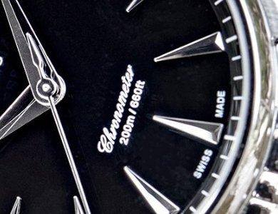 Chronograf czy chronometr?